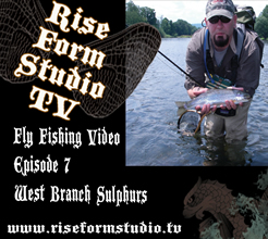 Fly Fishing Video 7