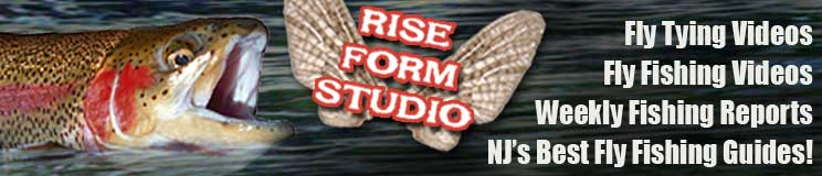 Rise Form Studio Fly Fishing Videos
