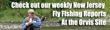 New Jersey Fly Fishing Report